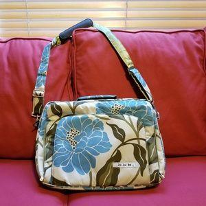 Brand New Ju-ju-be Floral Laptop Bag
